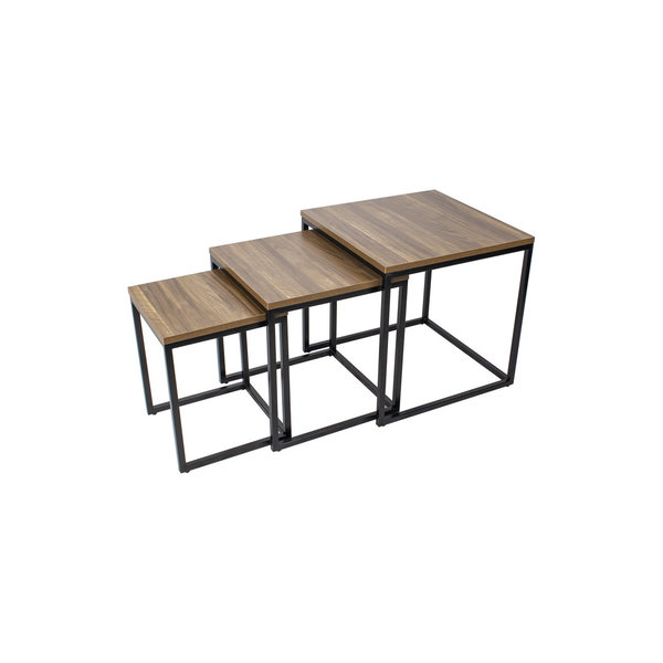 Table basse - set de 3 tables